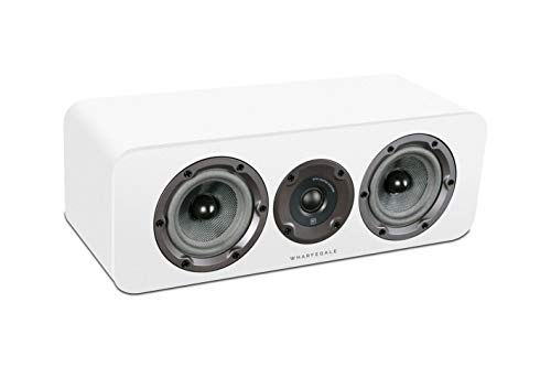 Wharfedale D300C - Altavoz Central, Color Blanco