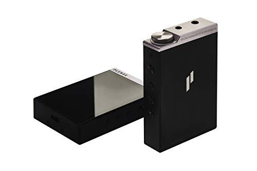 Cowon D3 Silber/schwarz Hi-Res-Player MP3-Player mit 64 GB internem Speicher, 30 Stunden Akkulaufzeit und Bluetooth