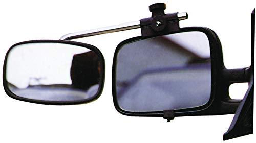 Streetwize SWTT84 Pair Extending Caravan/Towing Mirrors, Universal E Approval