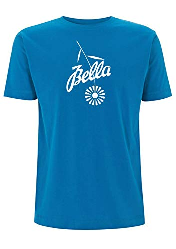 Zundapp Bella Camiseta inspirada en el patinete 200 cc 1950 alemán R50...