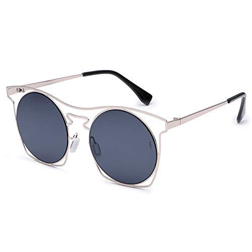 Page Adelasd 2020 nuevas gafas de sol casuales gafas de sol de metal para adultos retro hombres y mujeres gafas de conducción marco redondo
