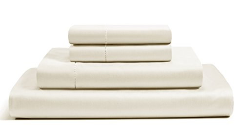 Isabelle Cromwell 100% Pima Cotton Sheets-Queen