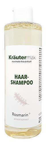 Kräutermax Rosmarin Shampoo 1 x 250 ml Haar Seife