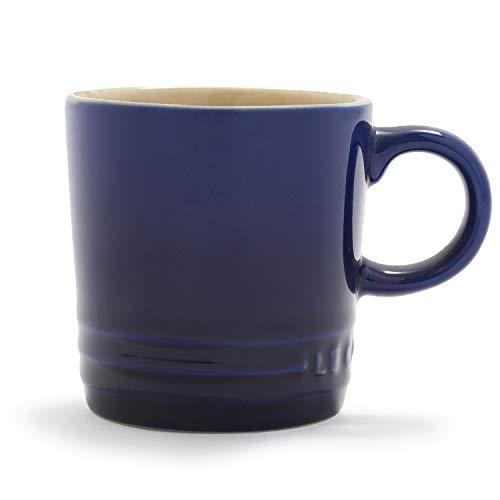 Le Creuset Stoneware Espresso Mug, 3 oz., Indigo