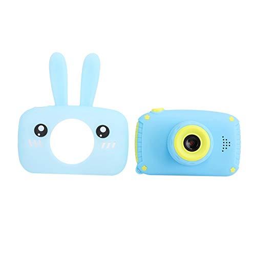 Sutinna Small Digital Video Camera,Child Mini Selfie Camcorder,Anti-Drop Children Selfie Cartoon Camera,Kids Camera Best Gift for Girls and Boys