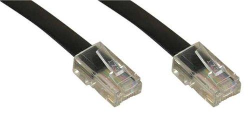 InLine 68817 ISDN Anschlußkabel, RJ45 Stecker/Stecker (8P4C), 10m