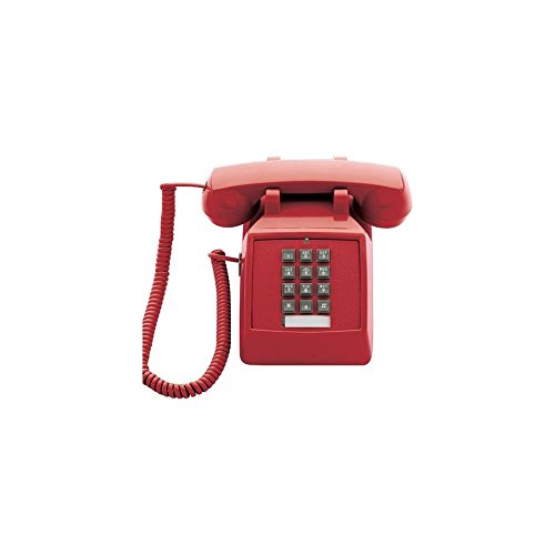 Cetis Scitec 2510E Red Single Line Emergency Desk Phone (SCI-25003)