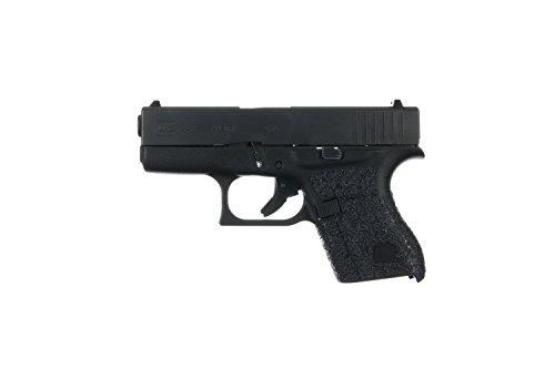 TALON Grips for Glock 42, Black Rubber