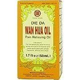 Die Da Wan Hua Oil - Pain Relieving Oil - 1.7 Fl. Oz. (50 Ml) - 1 Bottle by Solstice