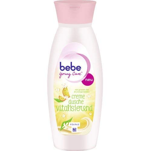 bebe young care Creme Dusche grüner Tee & Orangenblüte 250ml