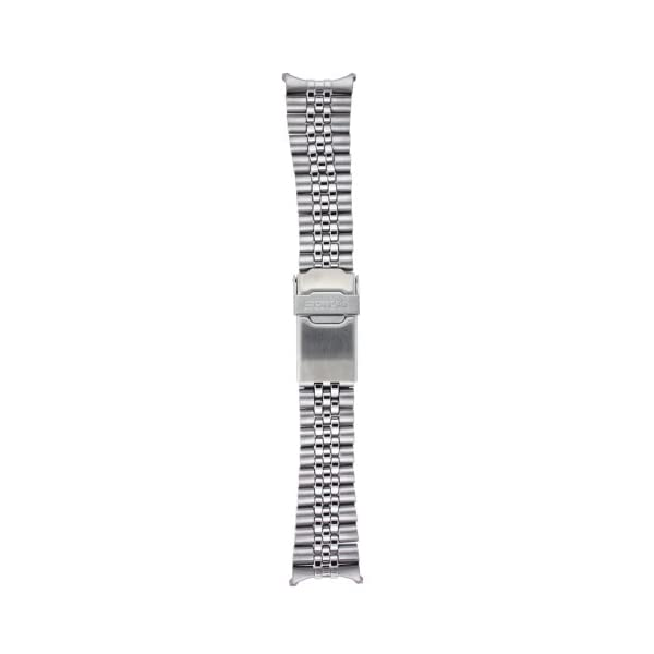 Fashion Shopping Seiko Original Stainless Steel Jubilee Watch Band 22mm and Genuine