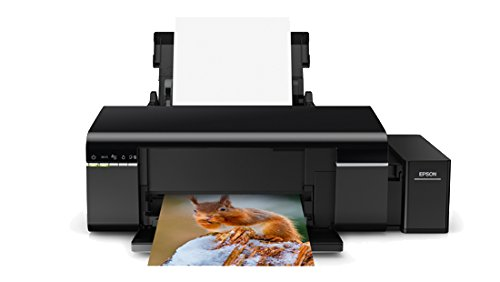 Epson Inkjet Photo L 805 Stampanti, con Amazon Dash Replenishment Ready