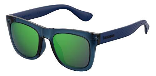 Havaianas - PARATY/M - Sonnenbrille Damen und Herren Rechteckig - Leichtes Material - 100% UV400 schutz - Schutzkasten inklusiv