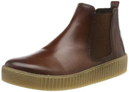 Gabor Shoes Gabor Jollys, Damen Kurzschaft Stiefel, Braun (Sattel(Eff)(Natur) 22), 40 EU (6.5 UK)