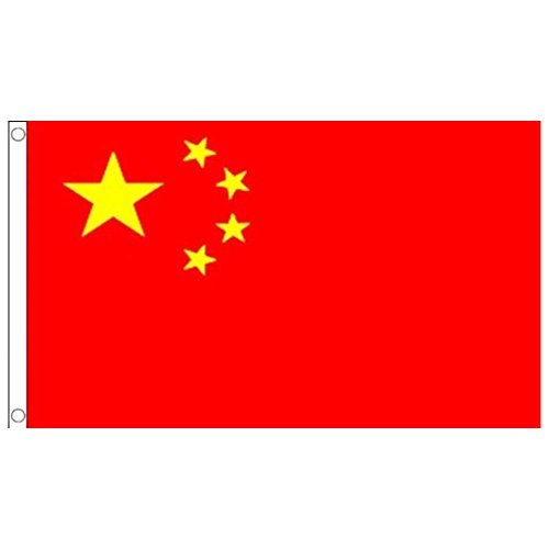 Naicasy Drapeau Chinois 150 x 90 cm