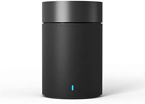 El Nuevo Altavoz de Llamada de Coche Bluetooth, Tweeter de Sonido ultrabajo portátil al Aire Libre Deportivo,-Negro
