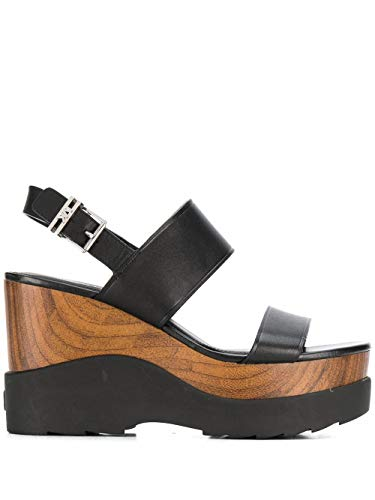 Michael Kors Luxury Fashion Damen 40S0RHMS2L001 Schwarz Sandalen | Frühling Sommer 20
