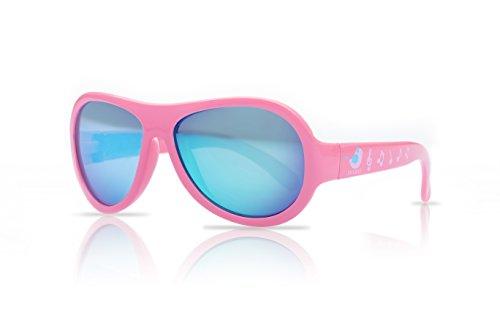 SHADEZ Baby Mädchen Shz 47 Sonnenbrille, Rosa (Pink), X-Small (Herstellergröße: 0-3 Jahre)