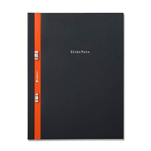 PageBase SlideNote(スライドノート)A4 スリムタイプ [ブルーグレー]