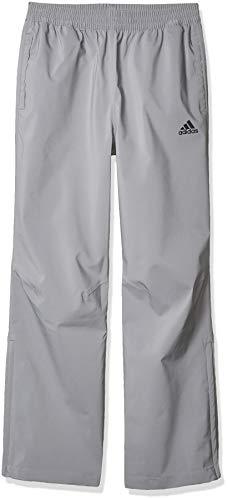 adidas Jungen Pull-on Provisional Pants Hosen, Grau DREI, Large