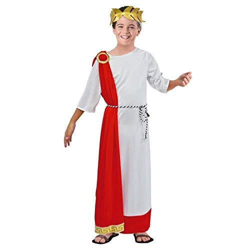 Disfraz Romano nio Infantil para Carnaval Histricos (Talla 5-6 aos) (+ Tallas)