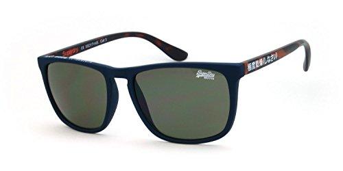 Superdry SDS Shockwave 106 Lesebrille Größe 55-17 / blau/havanna / 0 Dioptrien