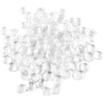 Premium Glasnuggets 5 kg Vetro Transparente Glasdekosteine 10-20 mm Deko