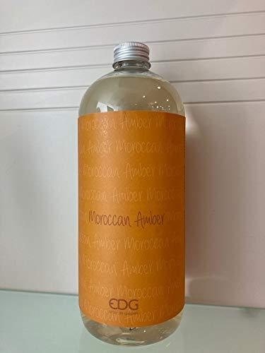 enzo de gasperi EDG Ricarica profumazione d'ambiente 1 lt Maroccan Amber,Ambra