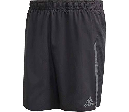adidas Saturday Short Shorts (1/2), Hombre, Black, XL5
