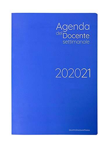 AGENDA DEL DOCENTE SETTIMANALE 2020/2021, per chi pensa in digitale: pianifica, organizza, progetta!