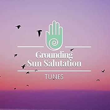 Grounding Sun Salutation Tunes
