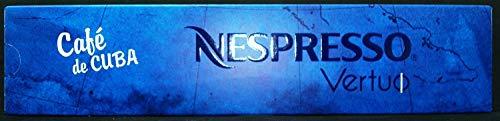 Nespresso Cafe De Cuba Vertuoline 1 sleeve (10 capsules)