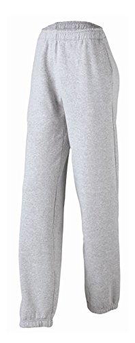 2Store24 Ladies' Jogging Pants in Grey-Heather Size: XXL