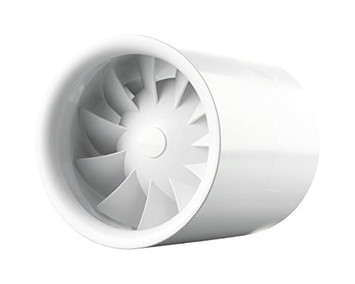 Rohreinschubventilator Soundless Turbine Duo 150mm