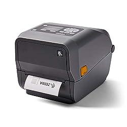 Zebra ZD620t Thermal Transfer Desktop Printer with LCD Screen 203 dpi Print Width 4 in Ethernet Serial USB ZD62142-T01F00EZ