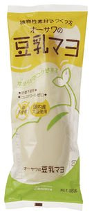 オーサワの豆乳マヨ 300g×2個           JAN:4932828067711