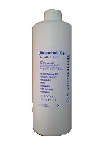 Ultraschall Kontakt Gel 3 x 1000ml Flasche für AB Gymnic,medizinisch,Ultraschall Gel,Kontakt Gel,Leit Gel