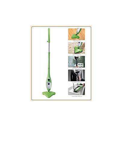 Con l'H2O Steam Mop X5 | Non TV Teleshopping utilizzare più prodotti chimici