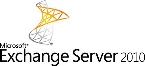 Microsoft Exchange Server 2010 Standard mit 5 CALs (Client Access License) - Englisch - Nur für akademische Zwecke