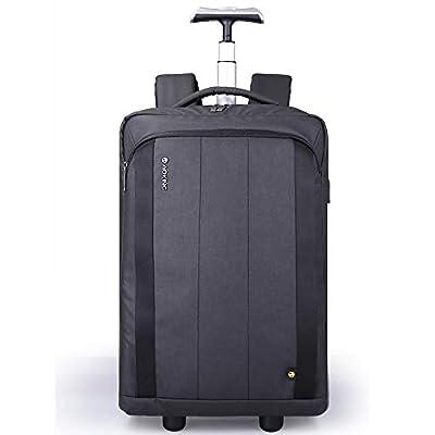 Lixibei 18-Zoll-Business-Trolley Schultasche Große