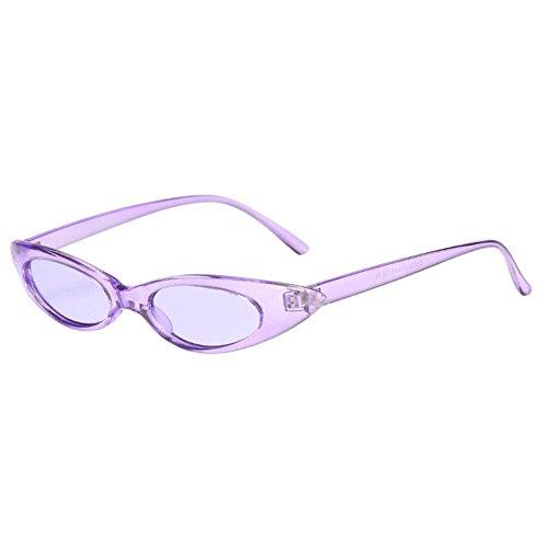 Gafas de sol retro, polarizadas, gafas de sol estilo Drifter, gafas de sol estilo vintage, marco pequeño, clásico, rectángulo, color jalea, para hombres y mujeres, correr, ciclismo, pesca, conducción