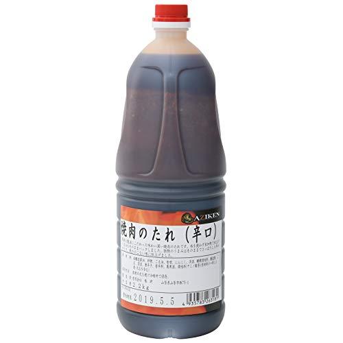 味研 焼肉のたれ 辛口 業務用 1800ml