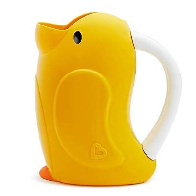 Munchkin Duckling Bath Rinser, Yellow