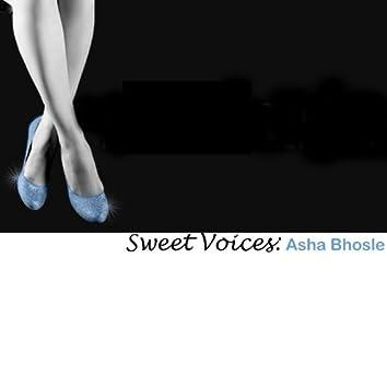Sweet Voices: Asha Bhosle