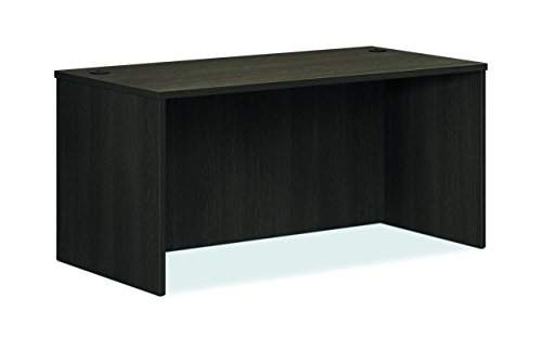HON BL Laminate Series Office Desk Shell - Rectangular Desk Shell, 60'W, Espresso (HBL2103)
