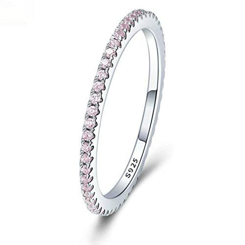 Anel feminino de prata esterlina moda anel simples elfo anel banhado a platina RingNotebook Teclado sem fio francês de mesa adequado para escritório de negócios Teclado francês compacto e portátil 5