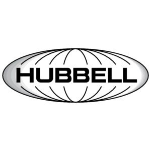 "Hubbell Wiring Systems S1PTFITJ SystemOne Aluminum 3 Piece Unit Dual Channel Fire-Rated Poke-Through Floor Pedestal with Junction Box, 8"" Diameter x 15.59"" Length, 1"" EMT Conduit Stem Size"