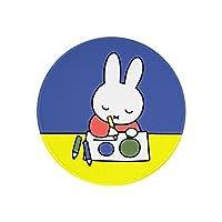 Miffy ミッフィー マウスパッド オフィス最適 かわいい 高級感 防水 滑り止め 耐久性が良い キーボードパッド ゲーミングマウスパッド コンピューターマウスパット 光学マウス対応 厚さ0.3cmのゴム製 直径約20cm