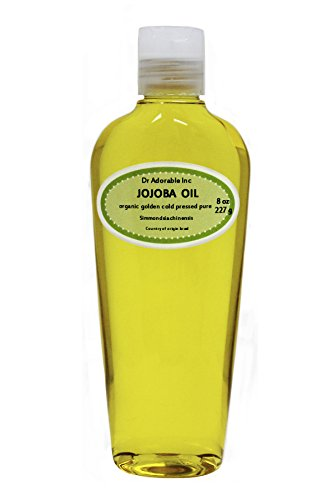 JOJOBA OIL Golden Pure & Organic You Pick Size (8 oz)