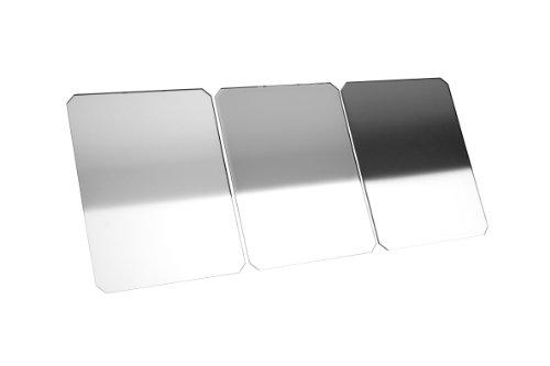 Formatt Hitech - Juego de 3 filtros de Densidad graduada inversa (150x170mm)